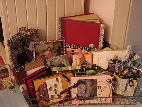 Mini Book Storage